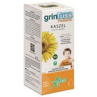 Syrop GrinTuss Pediatric syrop dla dzieci od 1 roku życia 128g - Długi termin ważności !