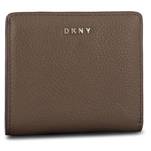 d6f2f1d81ff3f Mały Portfel Damski - Bifold Wallet R83ZA657 Desert DES (DKNY ...
