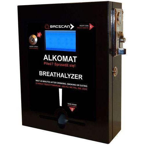 Alkomat f-3 elektrochemiczny + darmowy transport! marki Bacscan