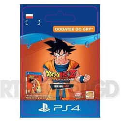 Dragon Ball Z Kakarot - season pass [kod aktywacyjny] PS4, SCEE-XX-S0047984
