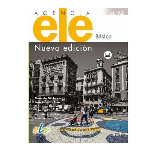 Agencia ELE Basico A1+A2 Ćwiczenia nueva edicion, SGEL-Educacion