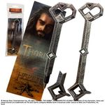 Długopis - klucz Thorina z filmu Hobbit Noble Collection (NN1216)