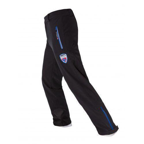 spodnie narciarskie softshell helens męskie marki Nebulus