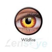 Maxvue vision Crazy wild eyes - wildfire + gratis płyn