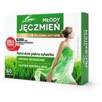 Młody jęczmień zielony jęczmień 6250mg 60 tabletek Colfarm