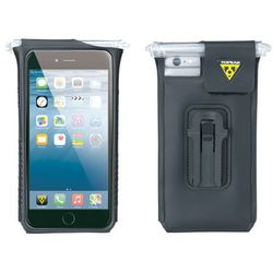 smartphone drybag for iphone 6/6s/7 black - pokrowiec na telefon - czarny marki Topeak