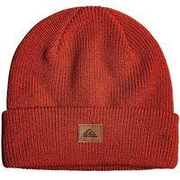 czapka zimowa QUIKSILVER - Performed Burnt Brick (MPM0)