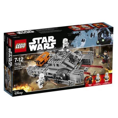 75152 SZTURMOWY CZOŁG PODUSZKOWY Imperial Assault Hovertank KLOCKI LEGO STAR WARS
