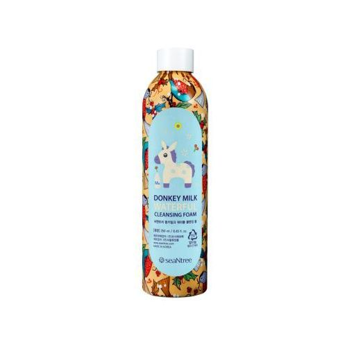 Seantree donkey milk waterful cleansing foam (w) pianka do mycia twarzy 250ml
