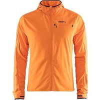 Craft kurtka do biegania męska Urban Hood pomarańczowa L