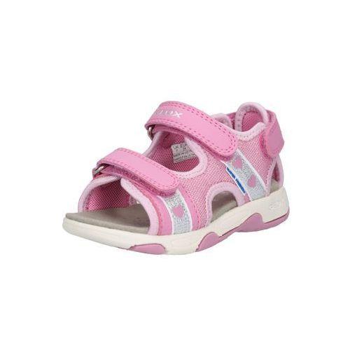 Sandały dziecięce b sand multy b920db-01454-c8006 marki Geox