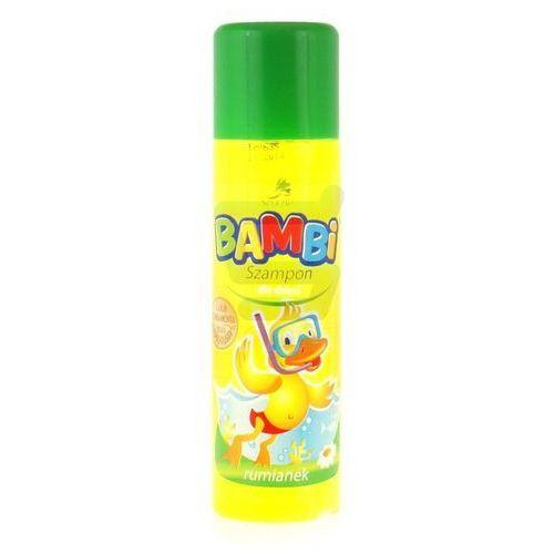 Savona Bambi szampon dla dzieci rumiankowy z alantoiną 150 ml