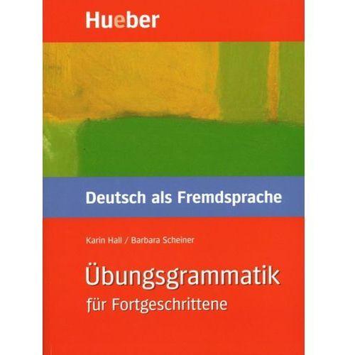 Übungsgrammatik DaF Für Fortgeschrittene (9783190074488)