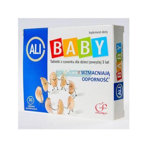 Tabletki Ali-baby tabl.z czosnku tabl.powl. - 30 tabl