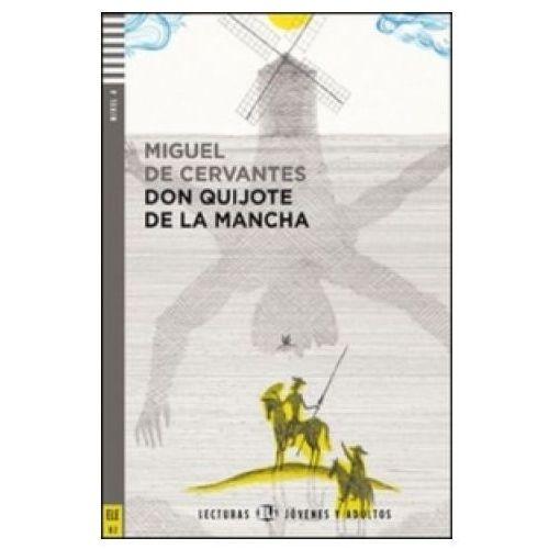 Lecturas ELI Jovenes y Adultos - Don Quijote de la Mancha + CD Audio (128 str.)