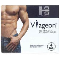 SHS Viageon stymulacja erekcji - 4 tabletki