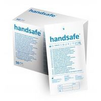 Rękawice sterylne HANDSAFE 9,0 50par