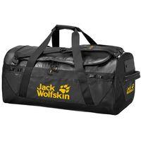 Jack Wolfskin Travel Gear Freight Train 90 Torba podróżna 78 cm black ZAPISZ SIĘ DO NASZEGO NEWSLETTERA, A OTRZYMASZ VOUCHER Z 15% ZNIŻKĄ