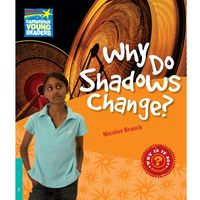 CYRF Why Do Shadows Change? (lp), Cambridge University Press