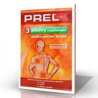 PREL RED Plaster rozgrzewający 3 sztuki (5907553956301)