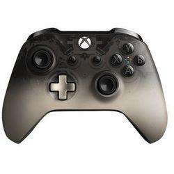 Microsoft xbox wireless controller - phantom black - gamepad - microsoft xbox one s