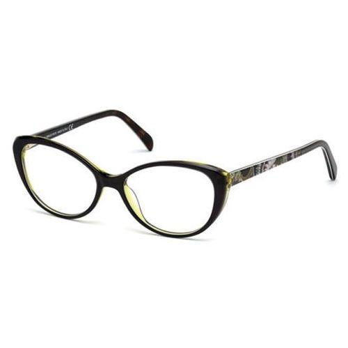 Emilio pucci Okulary korekcyjne ep5031 098
