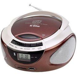 Przenośne radiomagnetofony CD  Eltra