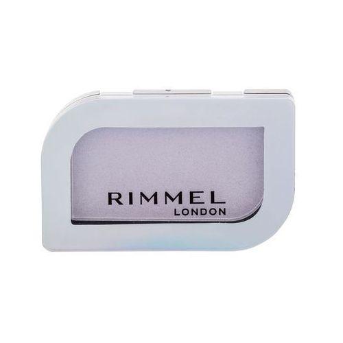 Rimmel London Magnif Eyes Holographic cienie do powiek 3,5 g dla kobiet 021 Lunar Lilac - Znakomita przecena