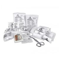 Luksell Wyposażenie - wkład do apteczki wg. normy din 13164+