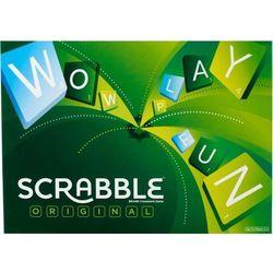 Scrabble original (edycja angielska) marki Mattel