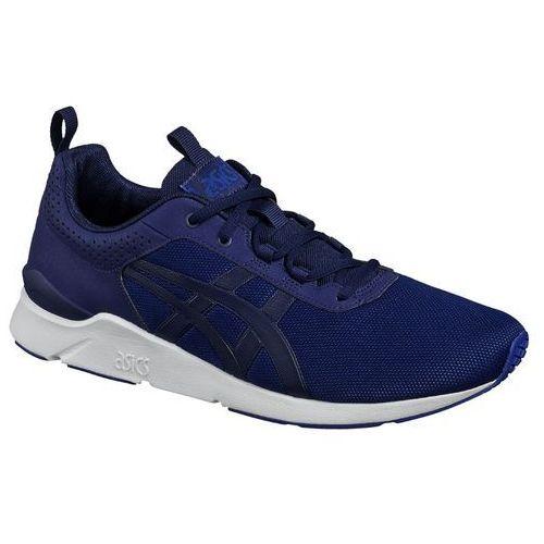 MĘSKIE BUTY ASICS GEL-LYTE RUNNER H7W0N-4949 GRANATOWY 45, kolor niebieski