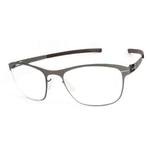 Ic! berlin Okulary korekcyjne m1227 marie graphite
