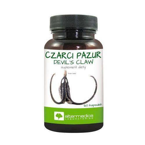 Kapsułki Czarci Pazur ekstrakt 4:1 300mg 60 kaps