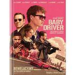 Imperial cinepix Baby driver (książka + dvd) - edgar wright. darmowa dostawa do kiosku ruchu od 24,99zł