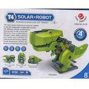 Robot Solarny 4 w 1 Dinozaur