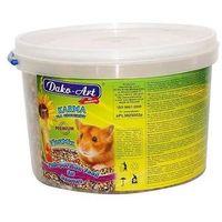 Dako-art vit&mix - pełnowartościowy pokarm dla chomików 1l (5906554350019)