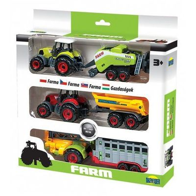 Traktory dromader