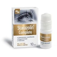 Starazolin complete krople do oczu 10ml marki Polpharma