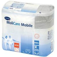 Hartmann pieluchomajtki molicare mobile medium 14 szt