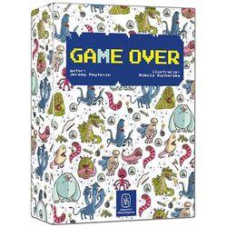 Nasza księgarnia Gra - game over