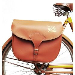 Sakwy rowerowe retro, gilda marki Bike belle