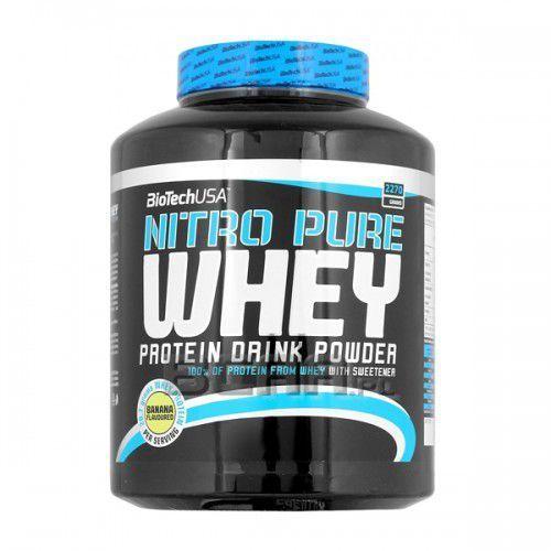 BioTech USA Nitro Pure Whey 2270g