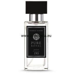 Perfumy męskie  FEDERICO MAHORA - FM GROUP Sklep ZIOŁA ŻYCIA
