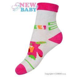 Skarpetki dla niemowląt NEW BABY Mimulo.pl