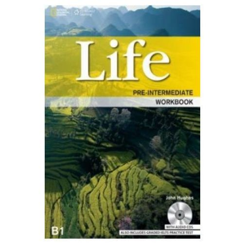 Life Pre-Intermediate Ćwiczenia + CD (2012)