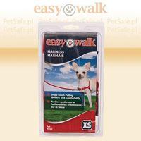 Czerwone szelki dla psa premier easywalk marki Premier - easy walk
