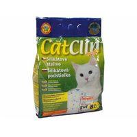 Podłoże silikonowe catclin - 8l/3,4kg - 4ks marki (bez zařazení)