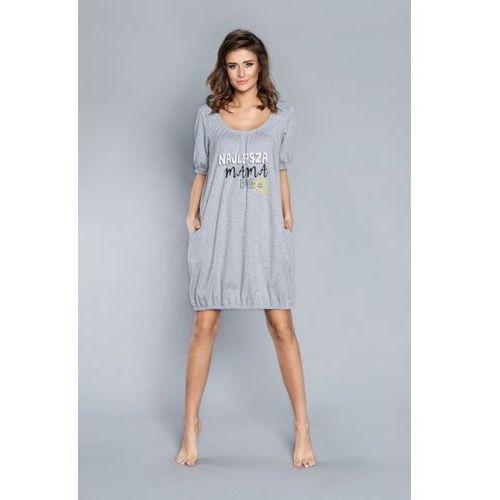 8fc61d37c3b8a5 Dn-nightwear tm.5009 koszulka do karmienia (Dobranocka) opinie + ...