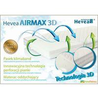 Hevea Materac piankowy  airmax 3d aegis 130x70