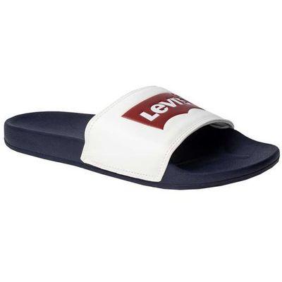 Klapki męskie Levi's Sneaker Peeker